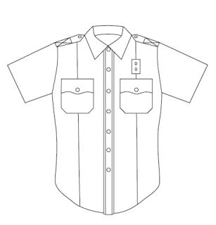 5149Z Men's Short Sleeve Conqueror California/West Coast Style Shirt-Leventhal