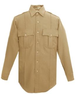 Conqueror Visa® 100% Polyester Zipper Front Shirts