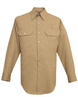 8361 Men's Long Sleeve Conqueror California/West Coast Style Shirt-Leventhal