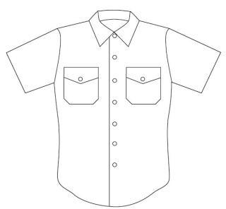 912L Women's Short Sleeve Conqueror West Coast Transit Shirt-Leventhal