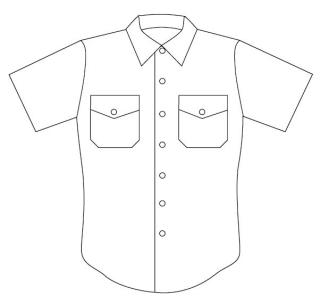 912L Women's Short Sleeve Conqueror West Coast Transit Shirt-