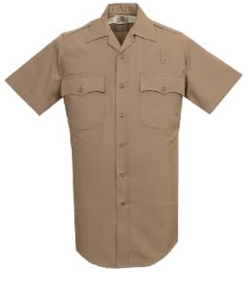 L1398 Women's Short Sleeve Conqueror California/West Coast Style Shirt-