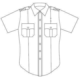 L230 Women's Short Sleeve Conqueror Elite 65% Polyester/35% Cotton Stretch Poplin Shirt-Leventhal
