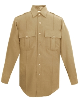 L404Z Women's Long Sleeve Conqueror Visa® 100% Polyester Zipper Front Shirt-Leventhal
