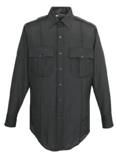 L599Z Women's Long Sleeve Conqueror 80% Polyester/20% Wool Uniform Shirt-Leventhal