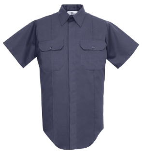 L950 Women's Short Sleeve Conqueror Polyester/Cotton Twill Shirt-Leventhal