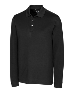 Advantage L/S Polo-Cutter & Buck