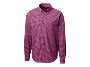 Anchor Gingham Shirt-Cutter & Buck