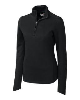 Women's long sleeve Decatur Pima Half Zip
