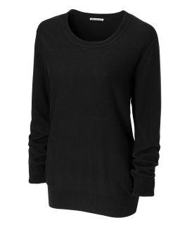 Womens Broadview Scoop Neck Sweater