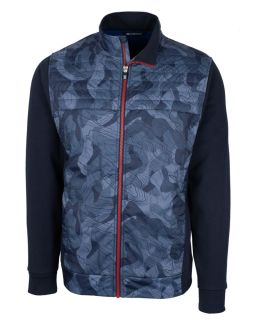 Discovery Windblock Hybrid Print Jacket-