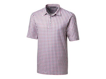 Pike Polo Checkerboard Print-
