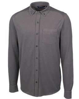 Reach Oxford Button Front S/S-