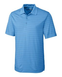 CB DryTec Franklin Stripe Polo-Cutter & Buck