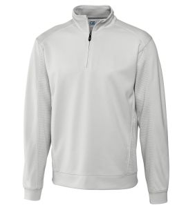CB DryTec Edge Half Zip-Cutter & Buck