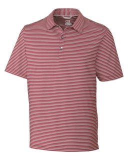 Division Stripe Polo-