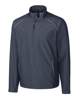 CB WeatherTec Beacon Half Zip Jacket-Cutter & Buck
