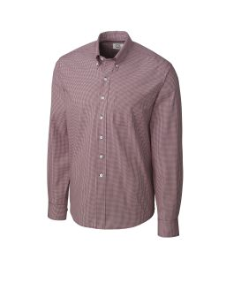 L/S Epic Easy Care Gingham-Cutter & Buck