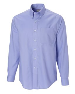 Mens long sleeve Epic Easy Care Royal Oxford