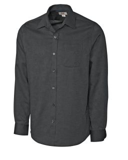 L/S Tailored Fit Spread Nailshead-