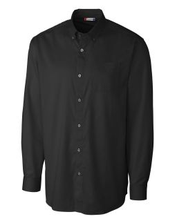 Mens long sleeve Avesta Stain Resistant Twill-Cutter & Buck