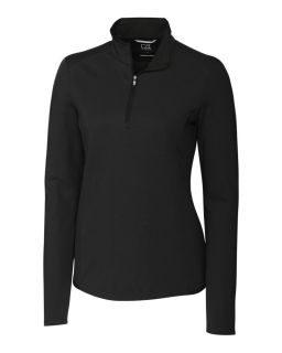 L/S Advantage Half Zip Mock-