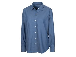 Windward Twill Long Sleeve Shirt-