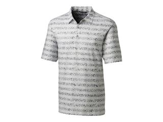 Pike Polo Vine Print-Cutter & Buck