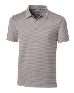 Forge Polo Pencil Stripe Tailored Fit-