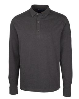 Advantage Jersey Polo L/S-Cutter & Buck