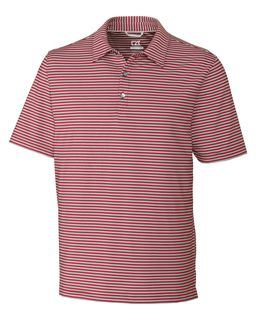 Division Stripe Polo-