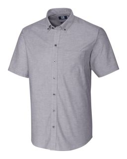 S/S Stretch Oxford-