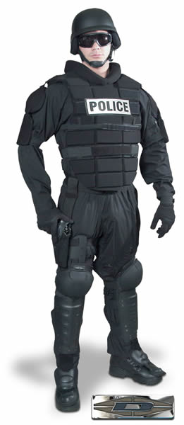 ImperialTM Crowd Control Tactical Gear