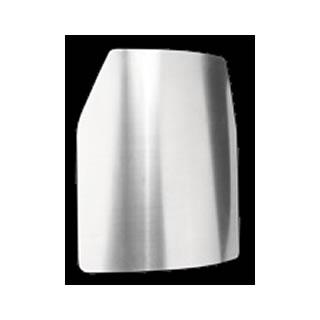 Aluminum Stab Plate Insert-Damascus