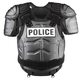 ELITE Hard Shell Upper Body Protection System-Damascus