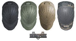Vortex™ Gel-Core Hybrid Knee Pads-Damascus