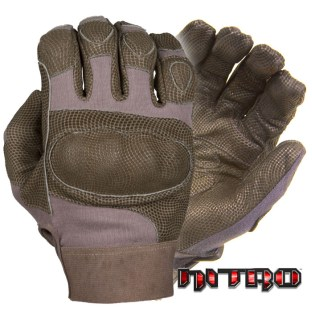 Nitro™ Kevlar® Gloves w/ Hard Shell Knuckles,Coyote Tan-