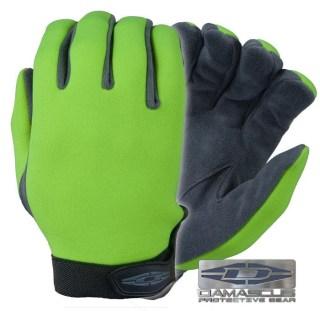Ultraviz™ Gloves - Unlined High Visibility Neoprene-
