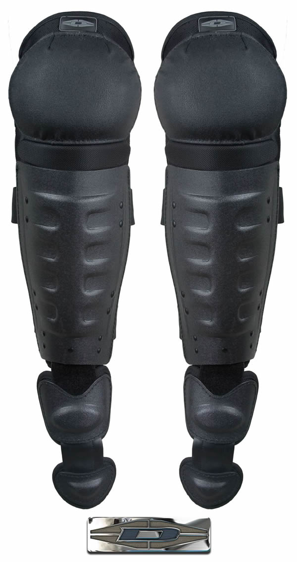 IMPERIAL™  Hard Shell Knee/Shin Guards-Damascus