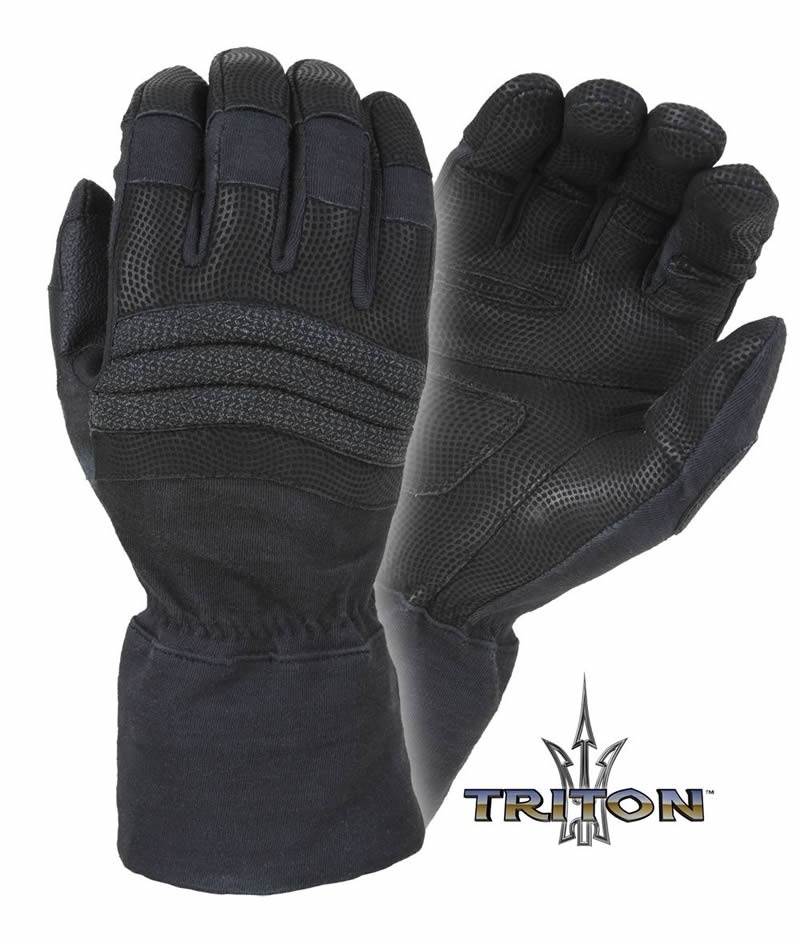 Triton™ Gloves With Fire Retardant Leather-