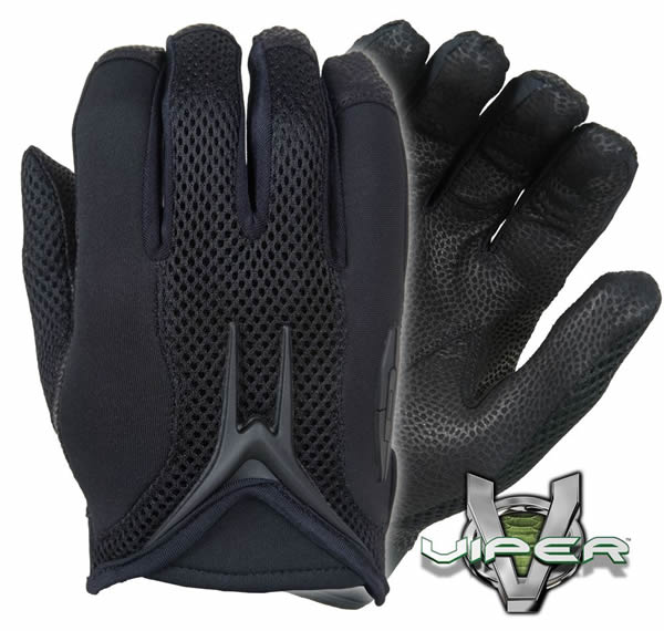 Viper™ - with Digital Print Leather Palms - UNLINED-