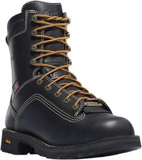 "Quarry USA 8"" Black AT-Danner"