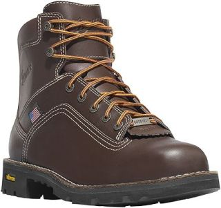 "Quarry USA 8"" Distressed Brown AT-Danner"