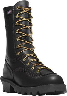 "Flashpoint II 10"" All Leather Black-Danner"