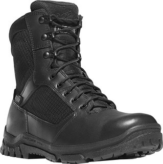 "Lookout Side-Zip 8"" Black-Danner"