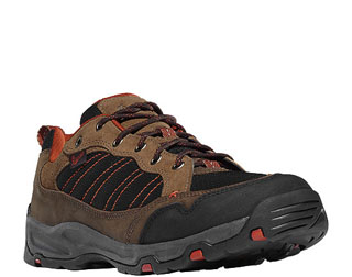 "Sobo Low 3"" Brown/Red"