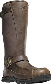 "Sharptail Snake Boot 17"" Brown-Danner"