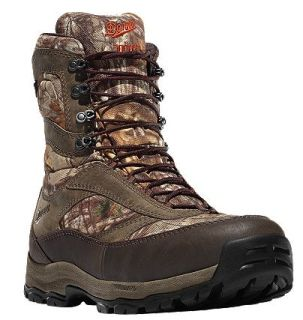 "Womens High Ground 8"" Realtree Xtra 1000G-Danner"