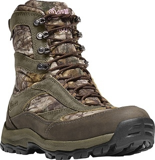 """Womens High Ground 8"""" Realtree Xtra 400G-Danner"""