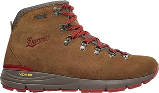 "Danner 62241 Mountain 600 4.5"" Brown/Red"